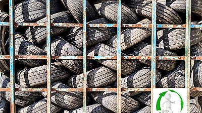 Ojeté pneumatiky – kam s nimi?