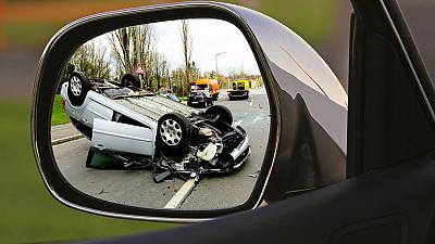 Dopravní nehoda. Kdy přivolat policii?