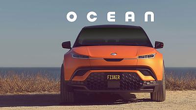Fisker Ocean - světová premiéra v LA