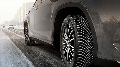Celoroční pneu Michelin CrossClimate 2