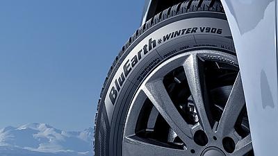 Zimní pneu Yokohama BluEarth*Winter V906