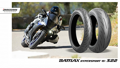 Bridgestone Battlax Hypersport S22