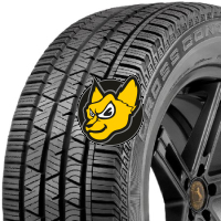 Continental Cross Contact LX Sport 255/55 R18 109V XL N0 [porsche]