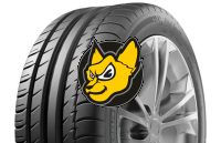 MICHELIN PILOT SPORT PS2 295/35 ZR18 99Y N4 [Porsche]