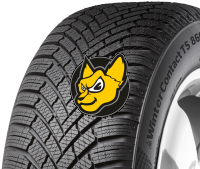 CONTINENTAL WINTER CONTACT TS 860 185/60 R16 86H