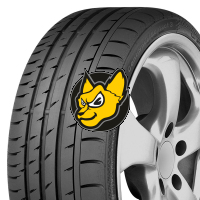 CONTINENTAL SPORT CONTACT 3 255/45 R19 100Y AO [Audi]