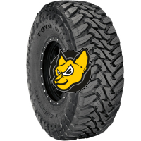 TOYO OPEN COUNTRY M/T 245/75 R16 120P P.O.R.