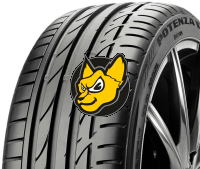 Bridgestone Potenza S001 255/40 R18 99Y MO Extended Runflat [mercedes]