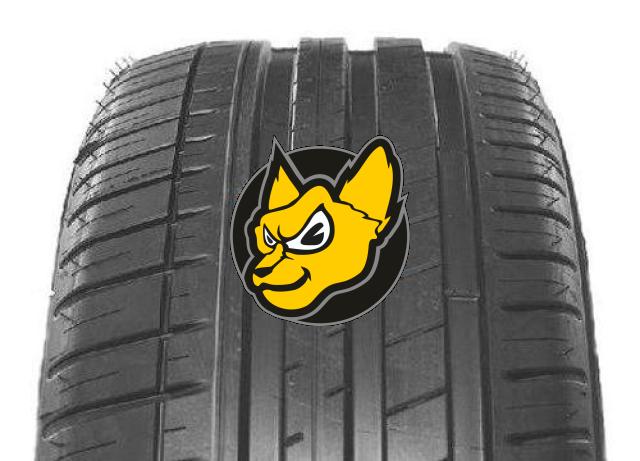 Michelin Pilot Sport 3 195/45 R16 84V XL Grnx FSL