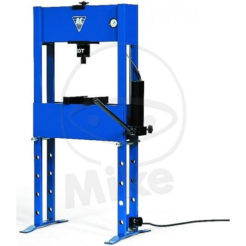HYDRAULIC PRESS 20TON FREE STANDING PJ20H